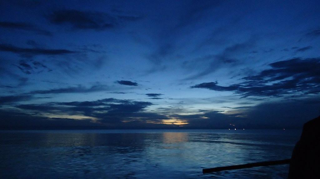 Sunset on Lake Tanganyika | © Felix Dance/WikiCommons