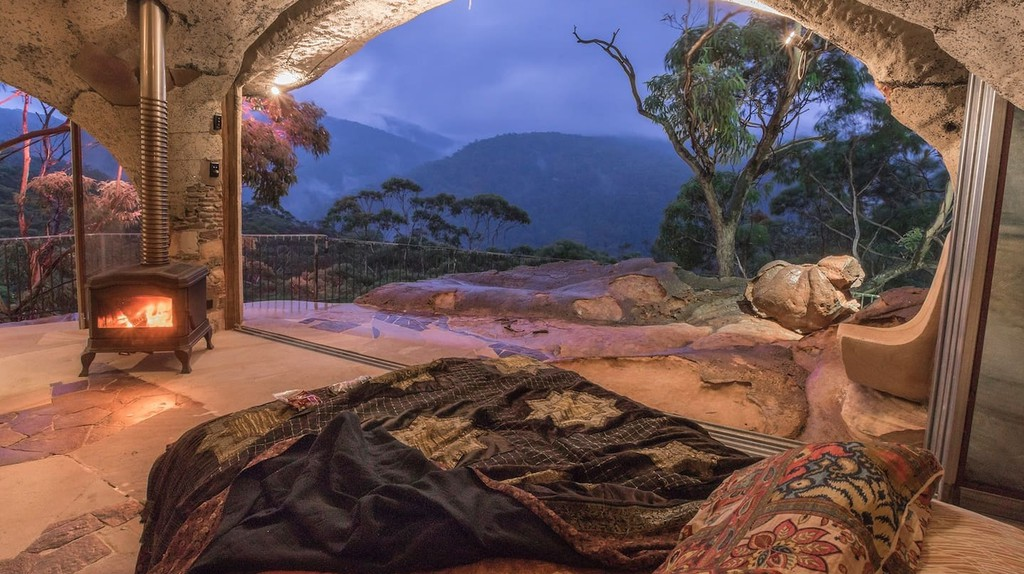 The Enchanted Cave | © Airbnb