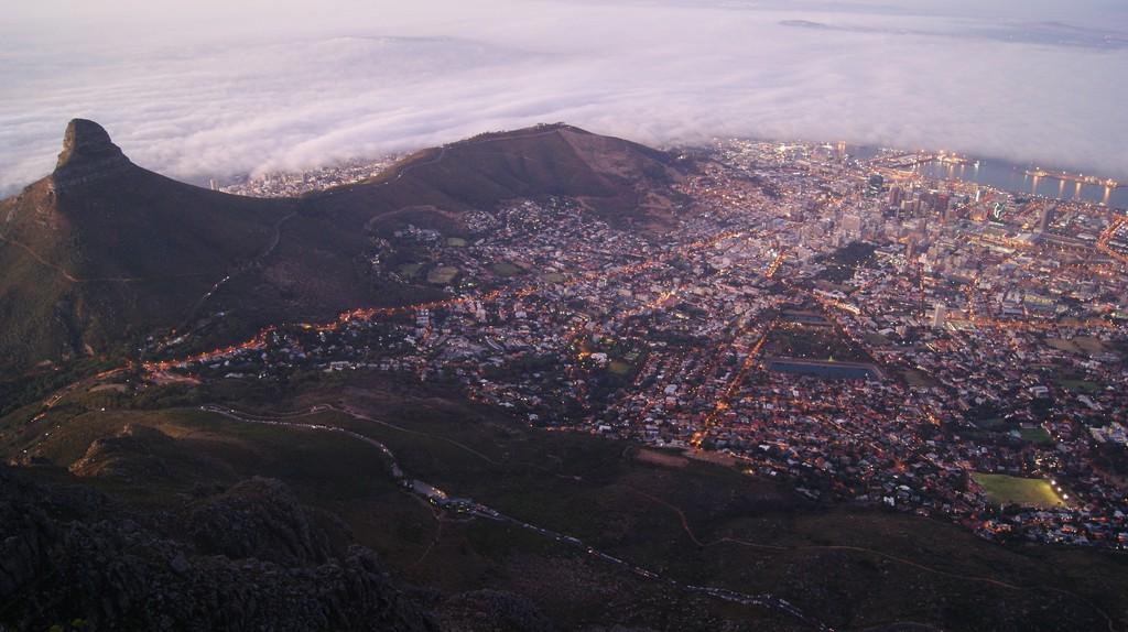 Lion's Head, Cape Town | ©Marcelo Novais/Unsplash