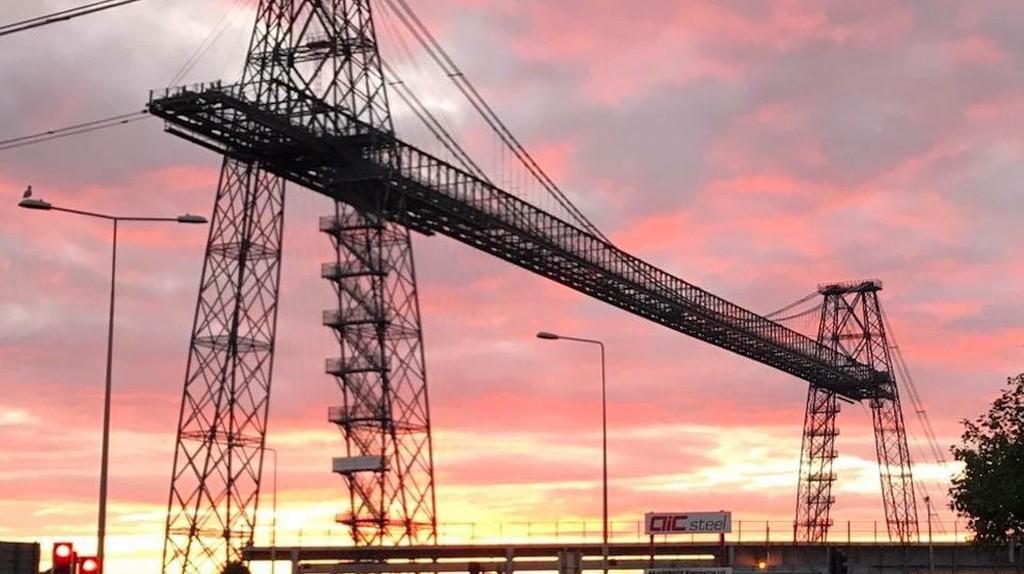 The Transporter Bridge ©ChristopherDavies