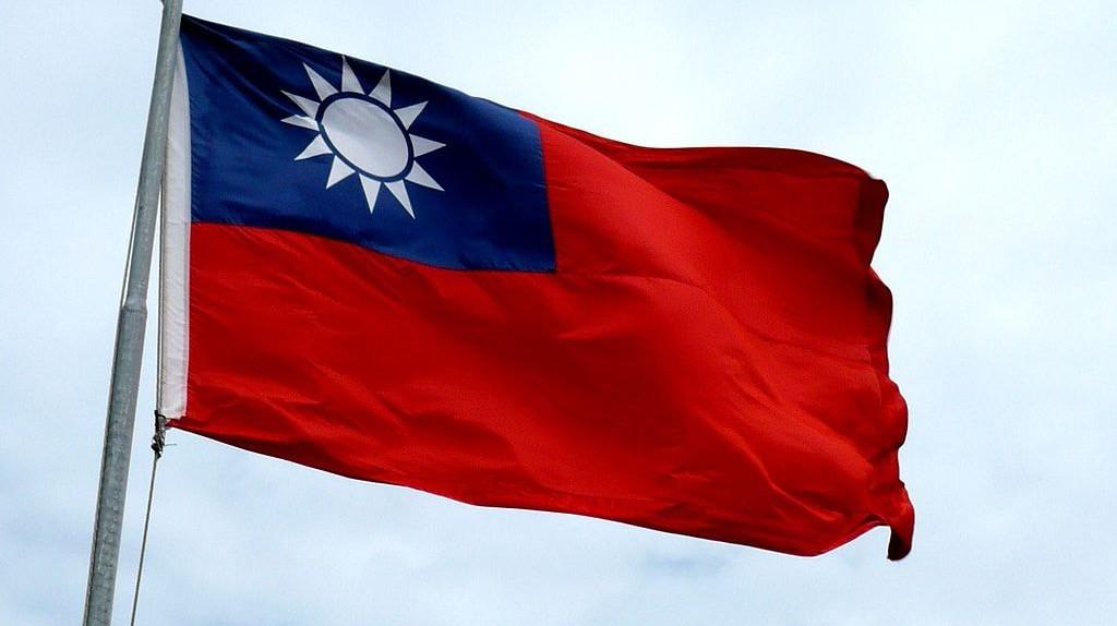 Taiwan's Flag | © jitcji / WikiCommons