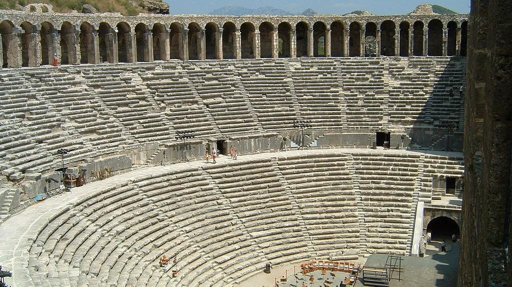Aspendos Theater   © Adrian Schneider/WikiCommons