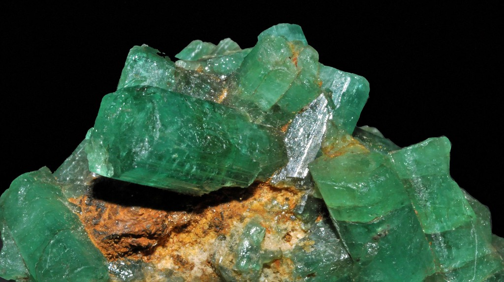 Colombian emeralds | © Géry Parent / Flickr