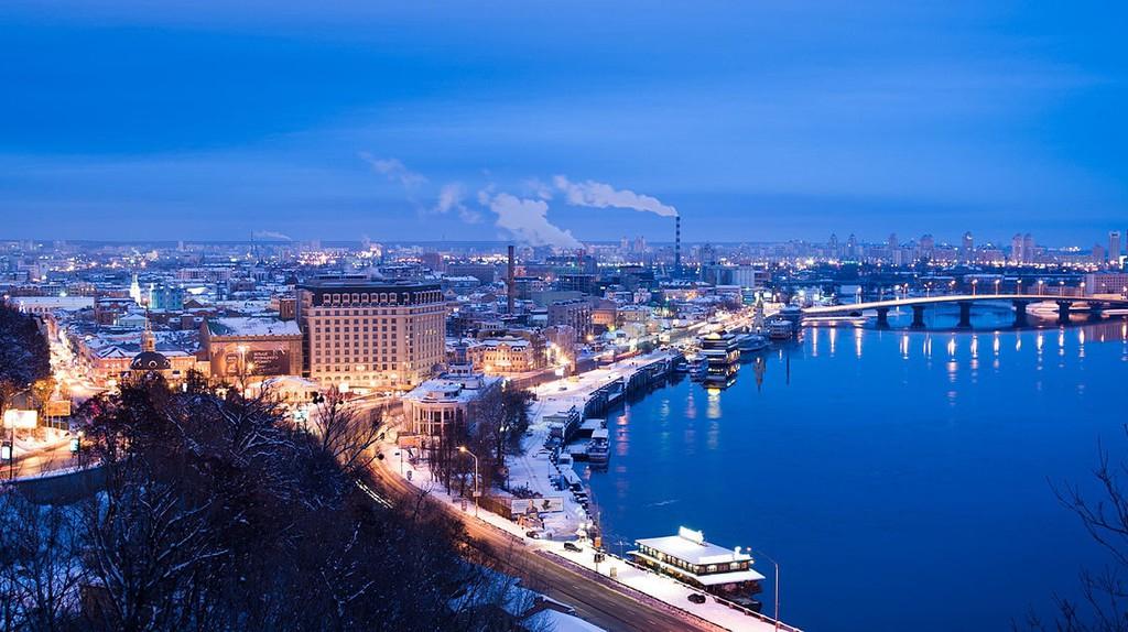 Kiev, Ukraine |©Mstyslav Chernov/WikiCommons