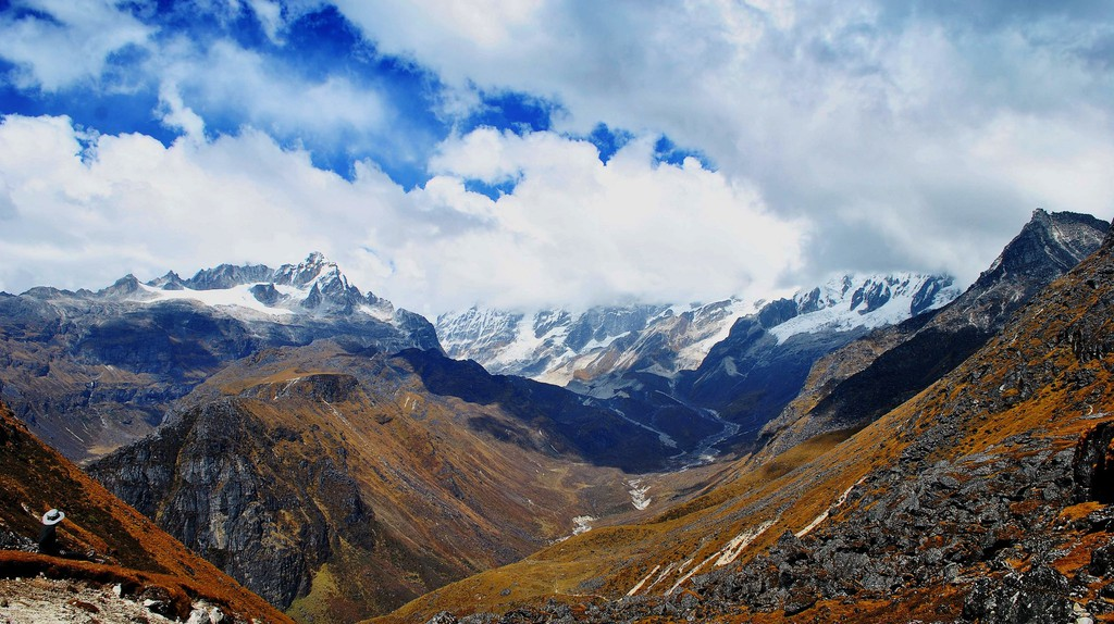 Dzongri Pass, Sikkim | © *snap-snap* / Flickr