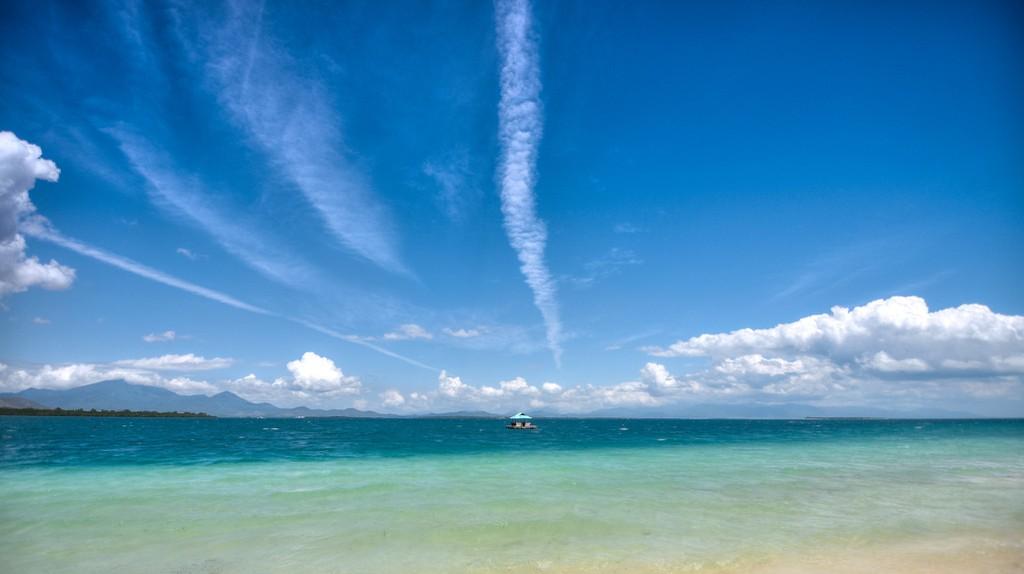 Honda Bay, Puerto Princesa City, Palawan