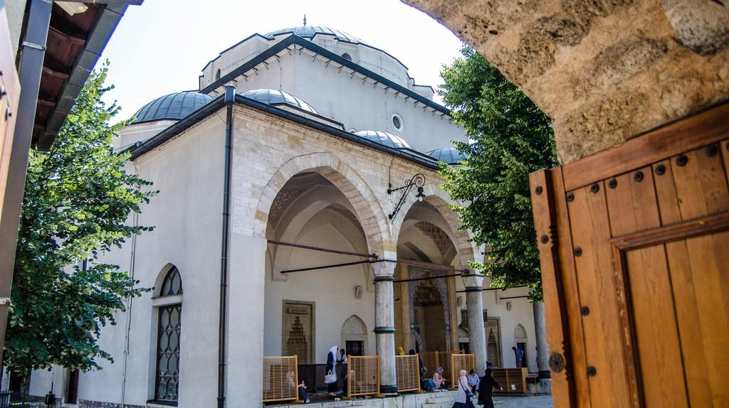 Gazi Husrev-beg Mosque | © Anick Marie/Flickr