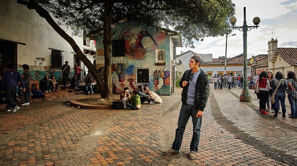 Old Town Bogotá   © Pedro Szekely / Flickr