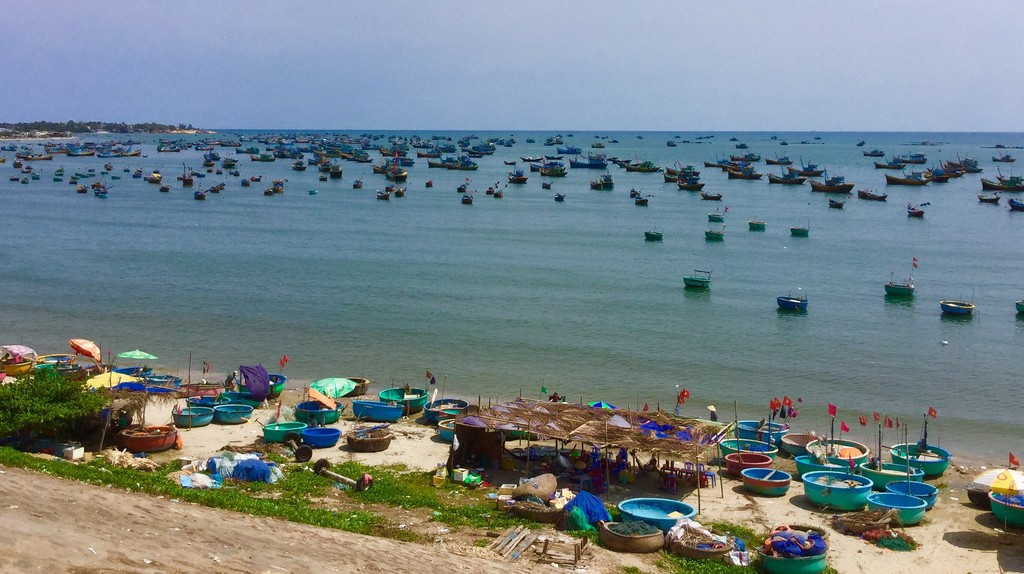 Mui Ne Harbor   © Prince Roy/Flickr