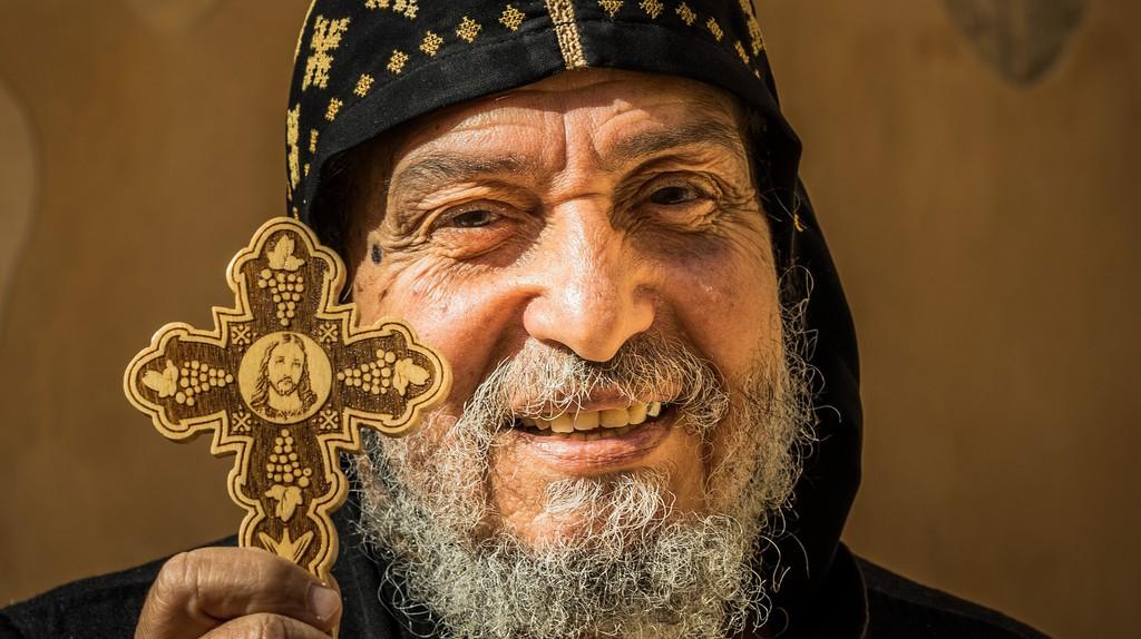 An Egyptian Coptic Christian   © Mark Fischer/Flickr
