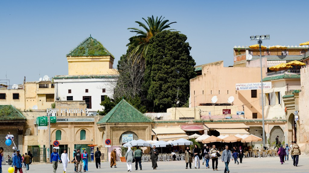 A bright and sunny day in Meknes   © xiquinhosilva / Flickr