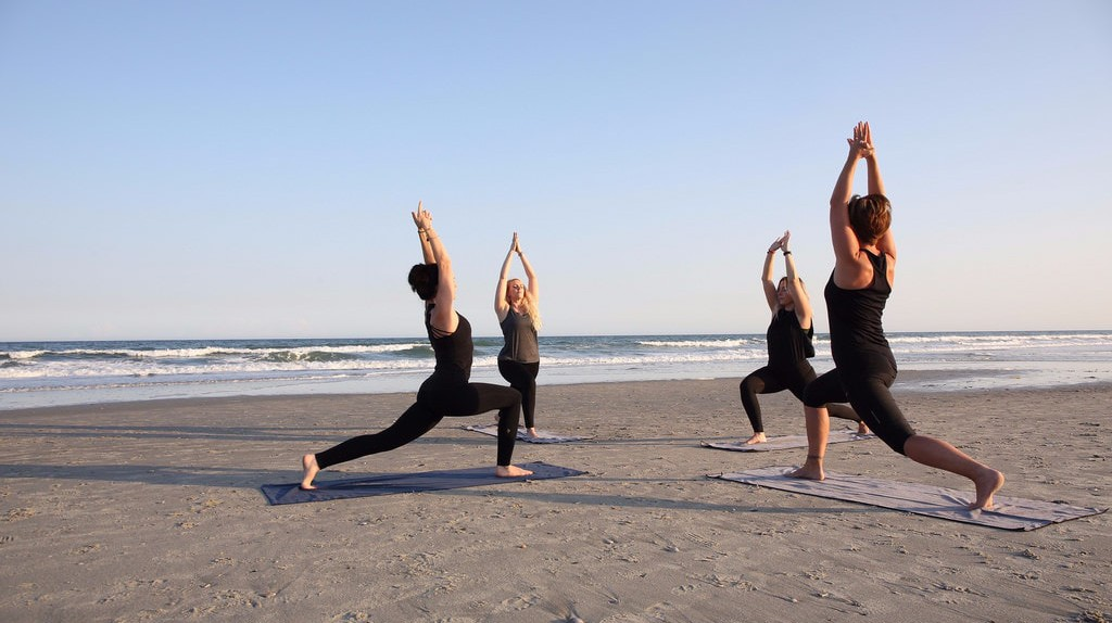 The Best Yoga Retreats in California