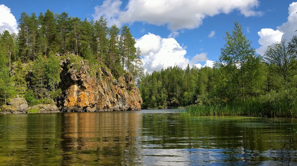 Oulanka National Park   © Timo Newton-Syms / Flickr