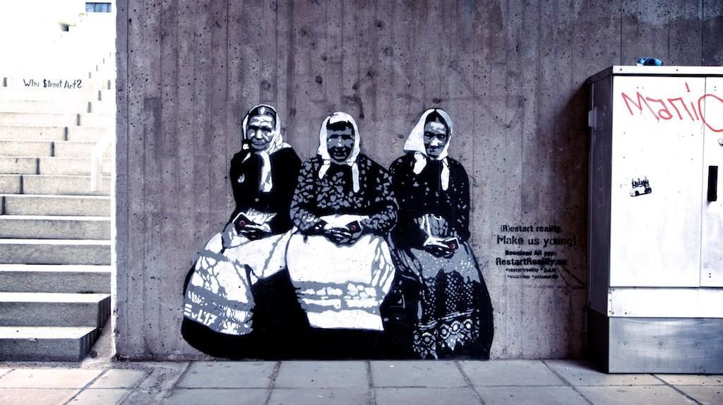 Street art in Helsinki | © /kallu / Flickr