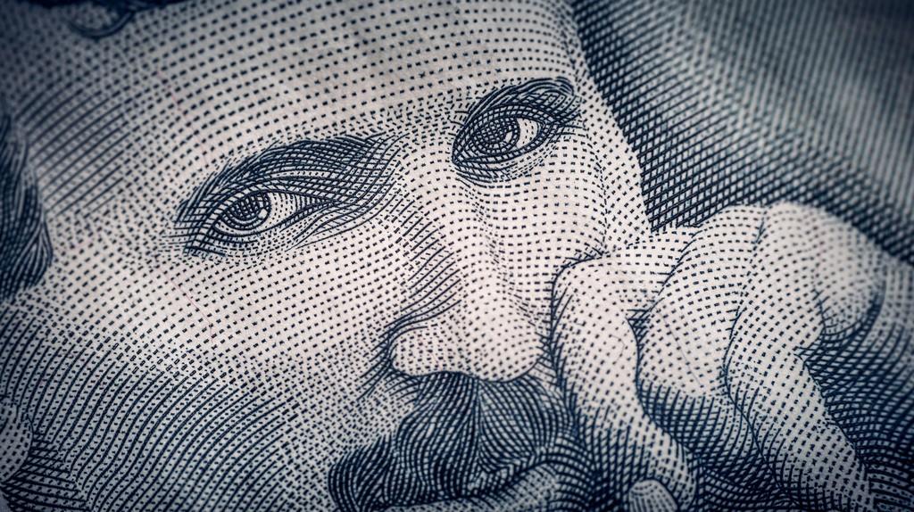 Portrait of a legitimate genius   © Slon Pics/Flickr