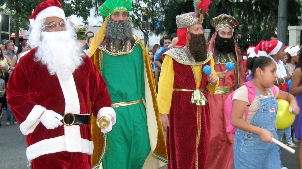 Three Kings Day Parade, Condado   © Alan Kotok/flickr
