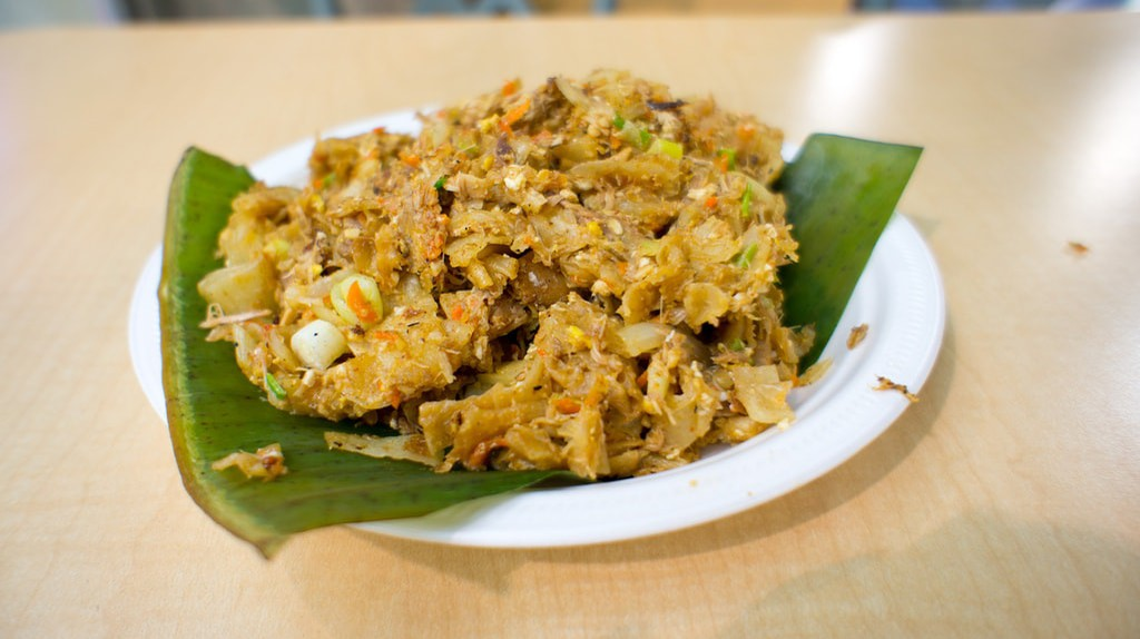 Kottu Roti in Sri Lanka © Ruocaled / Flickr