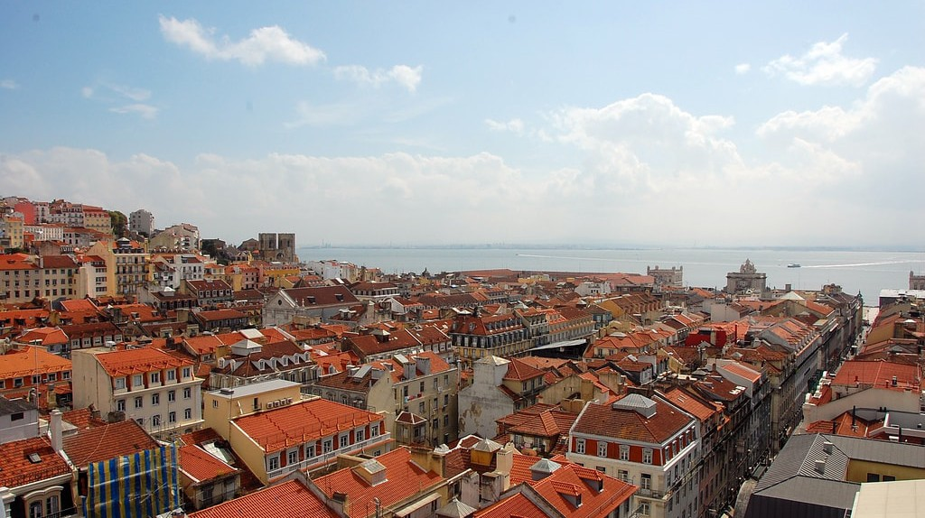 View of Baixa | © islandjoe/Flickr