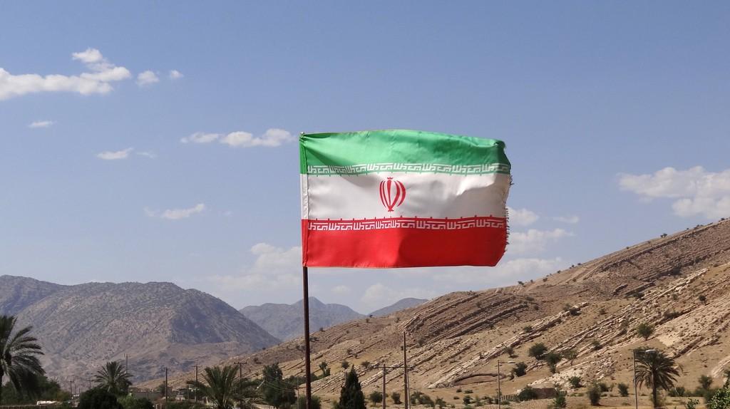 Iranian flag | ©Adam Jones / Flickr