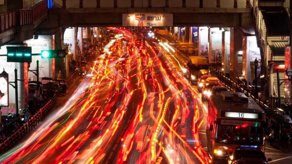 Busy roads   Mark Fischer/Flickr