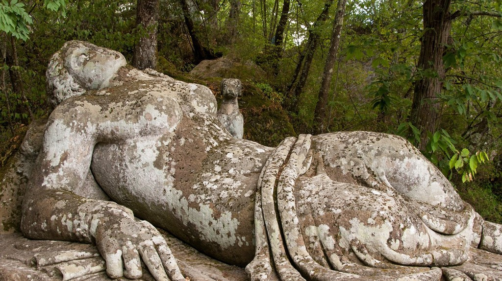 This Park of Creepy Creatures is A Must-See Attraction in Italy