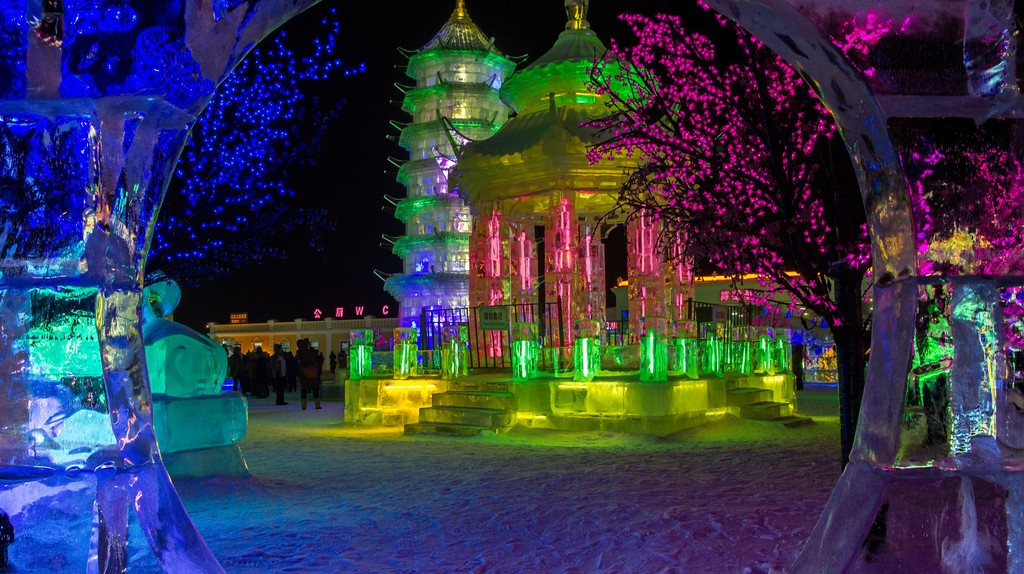 Harbin Ice Festival   © La Priz / Flickr
