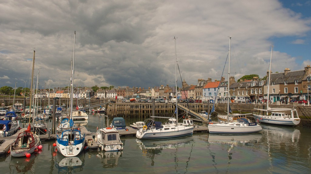 Boats Anstruther | © Jason Thompson/Flickr
