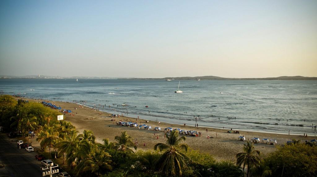 Castillogrande Beach in Cartagena | © Juan Diego Velasco / Flickr