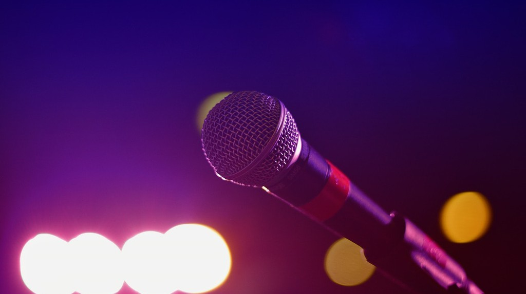 Cambodians love their karaoke