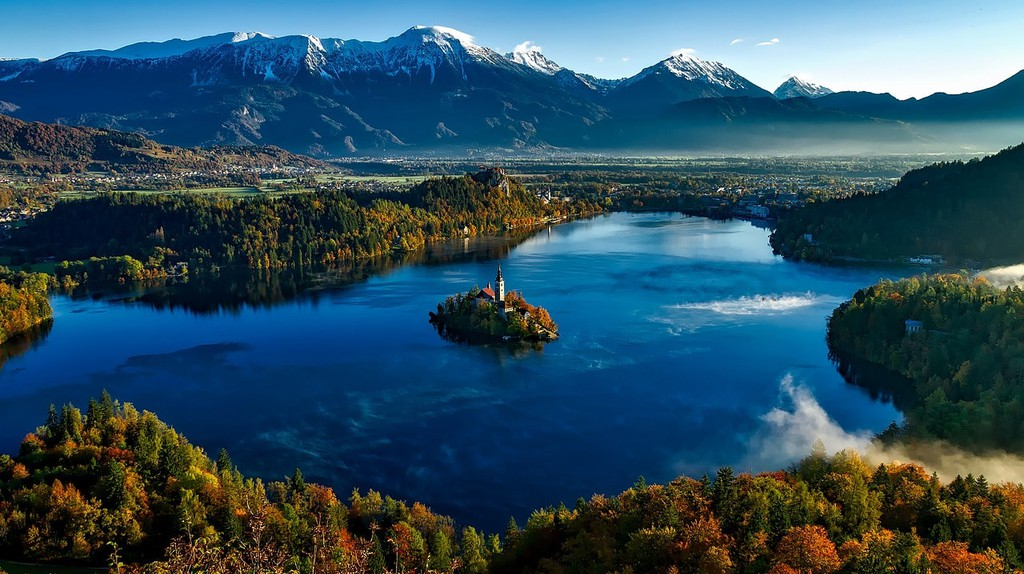 Lake Bled | © 12019/Pixabay