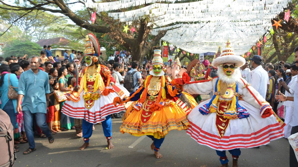 Cochin Carnival - On the streets | © Cochin Carnival Official/Facebook