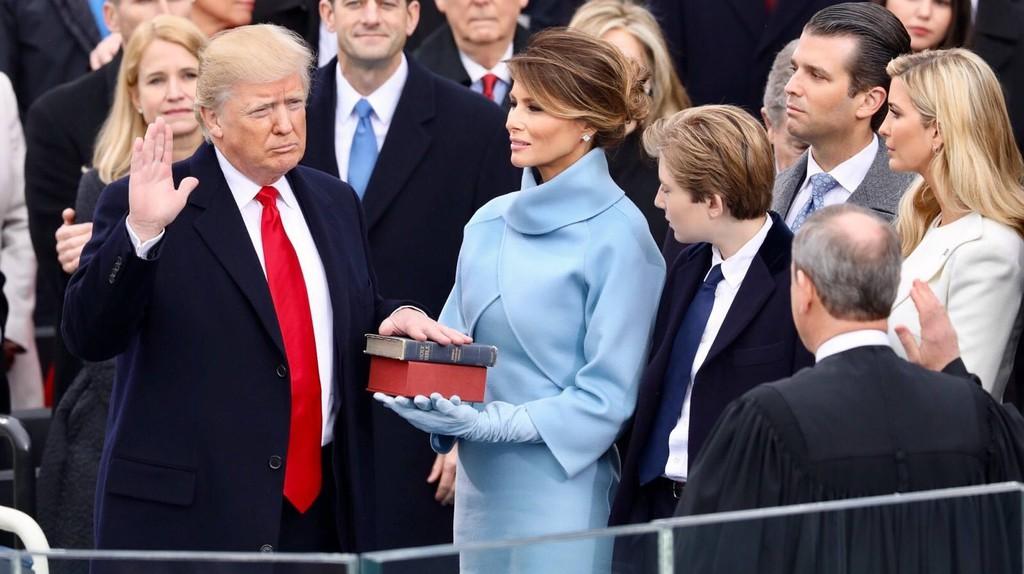© White House photographer/WikiMedia