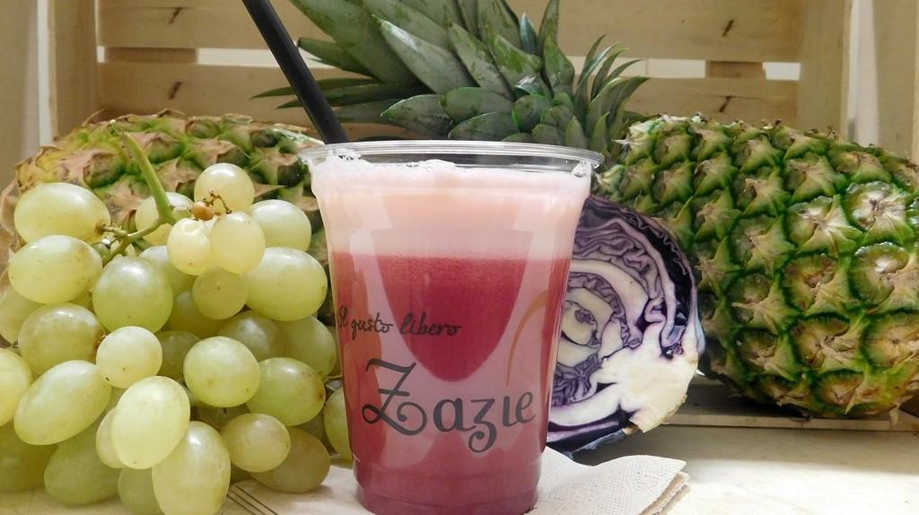 Fruit Juice| ©Zazie