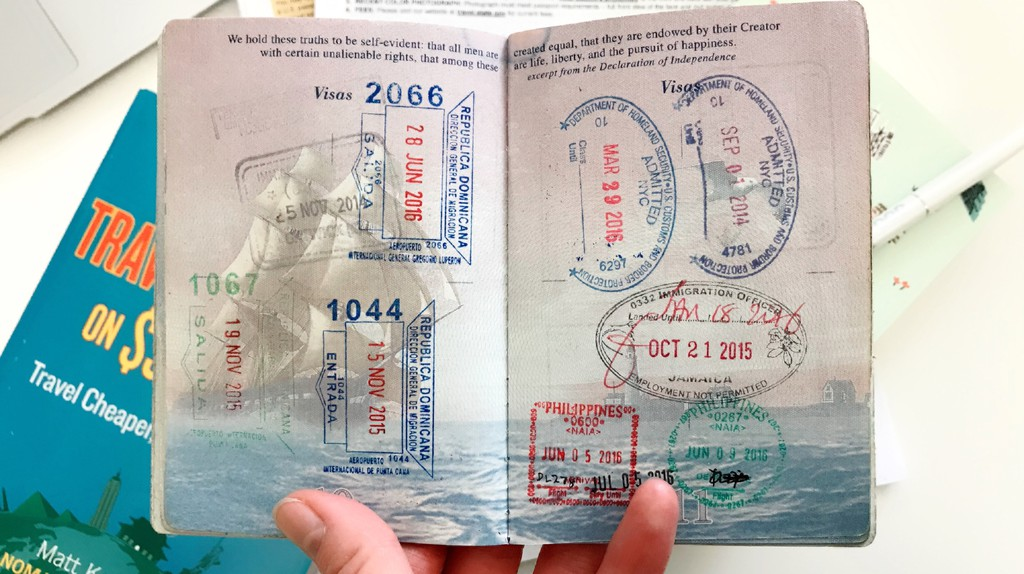 Passport    © Nikki Vargas/Culture Trip