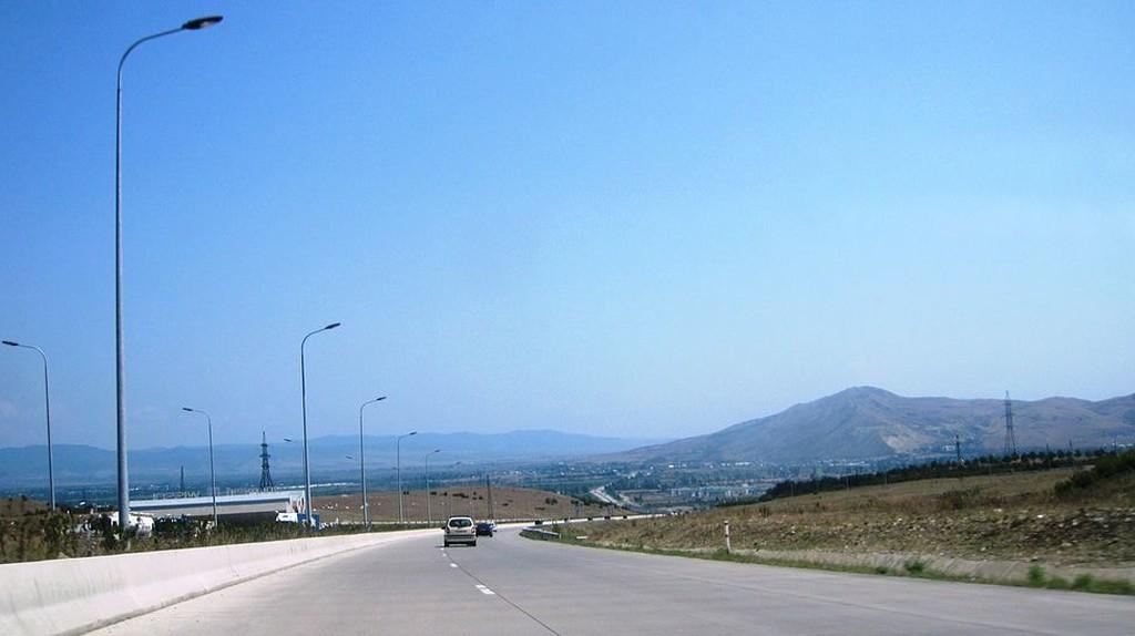 Gori Highway in Georgia | © Kober / WikiCommons