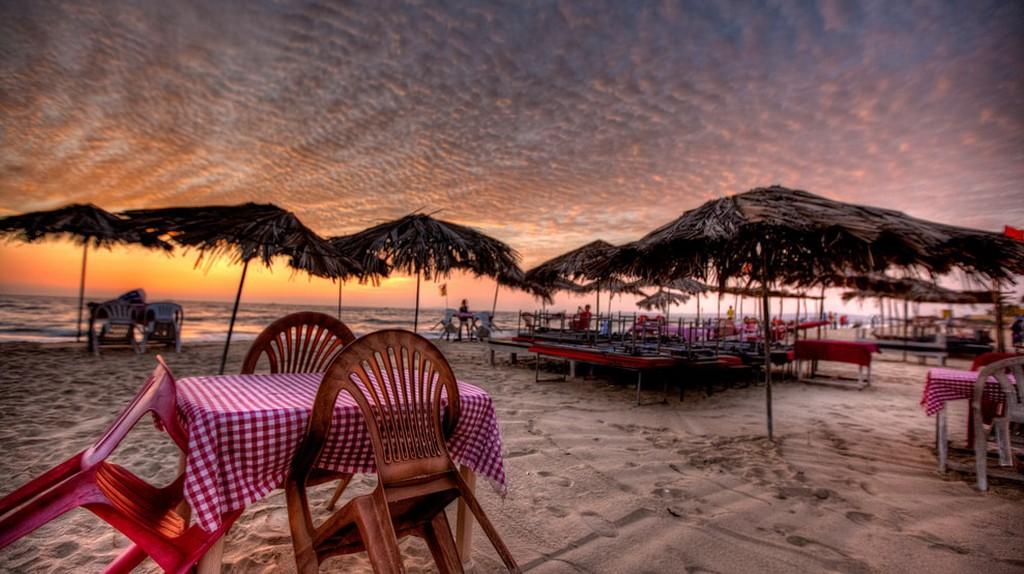 Goa beach | © Umesh Bansal / Flickr