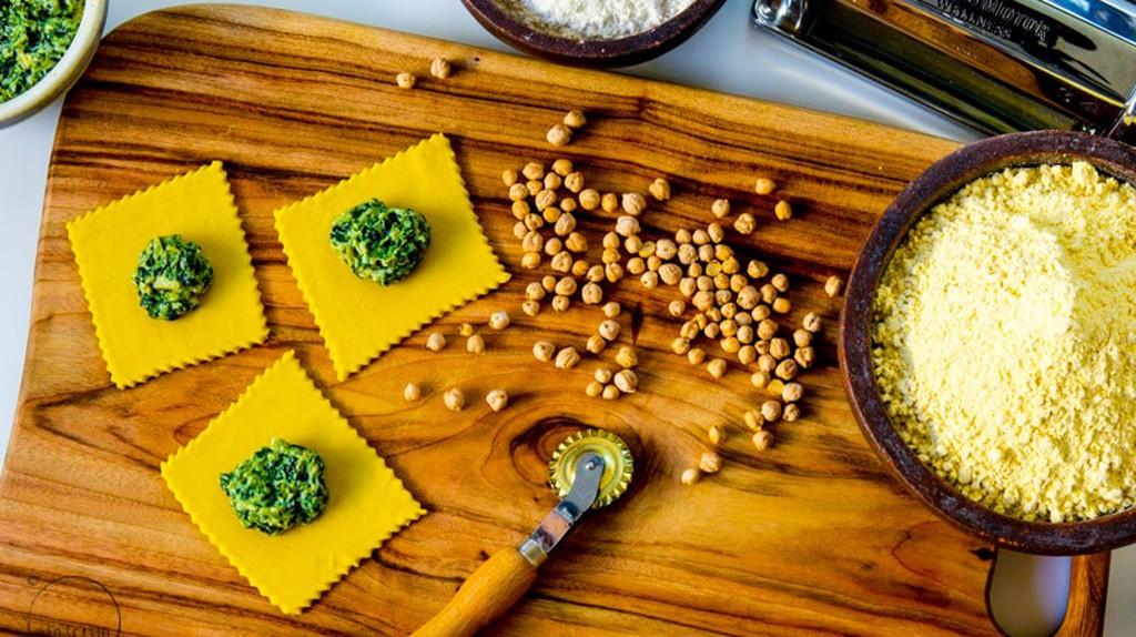 Vegan Pasta | Courtesy of Gogo Vego