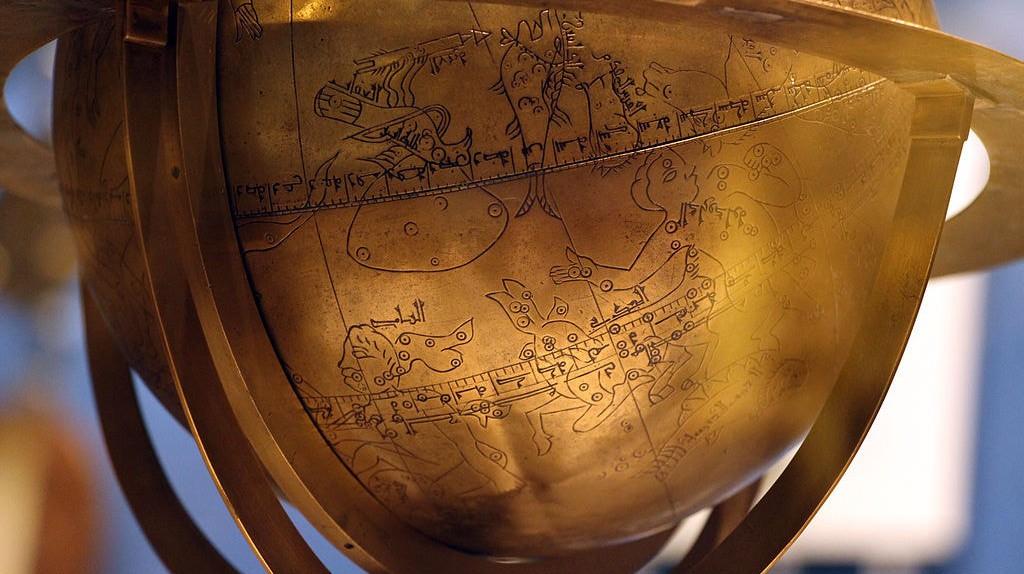 Globe ©Sailko/WikiCommons