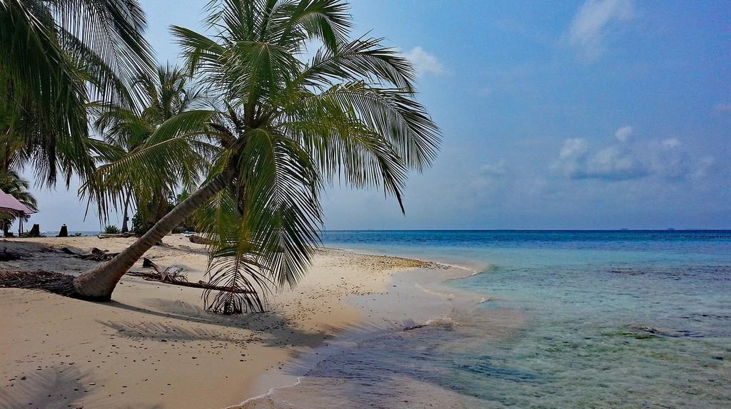 Panama beach | © lapping/Pixabay