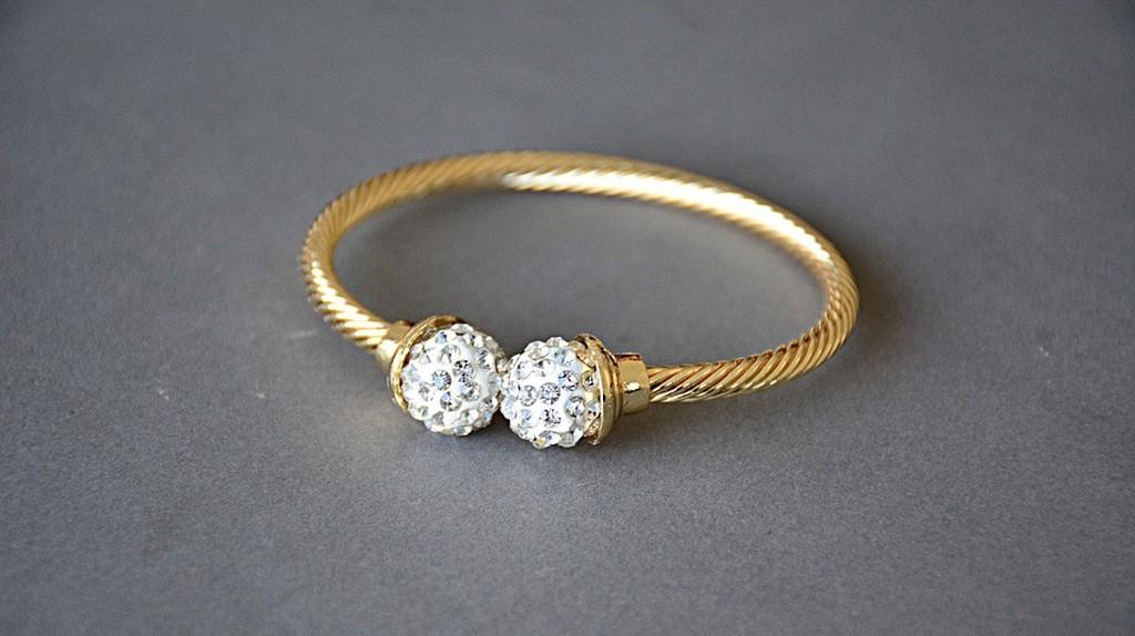 Gold Bracelet | © MianShahzadRaza / Pixabay