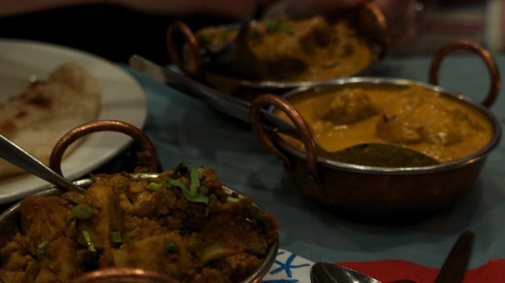 Tasty Indian food in Buenos Aires   © Lindsay Holmwood/Flickr
