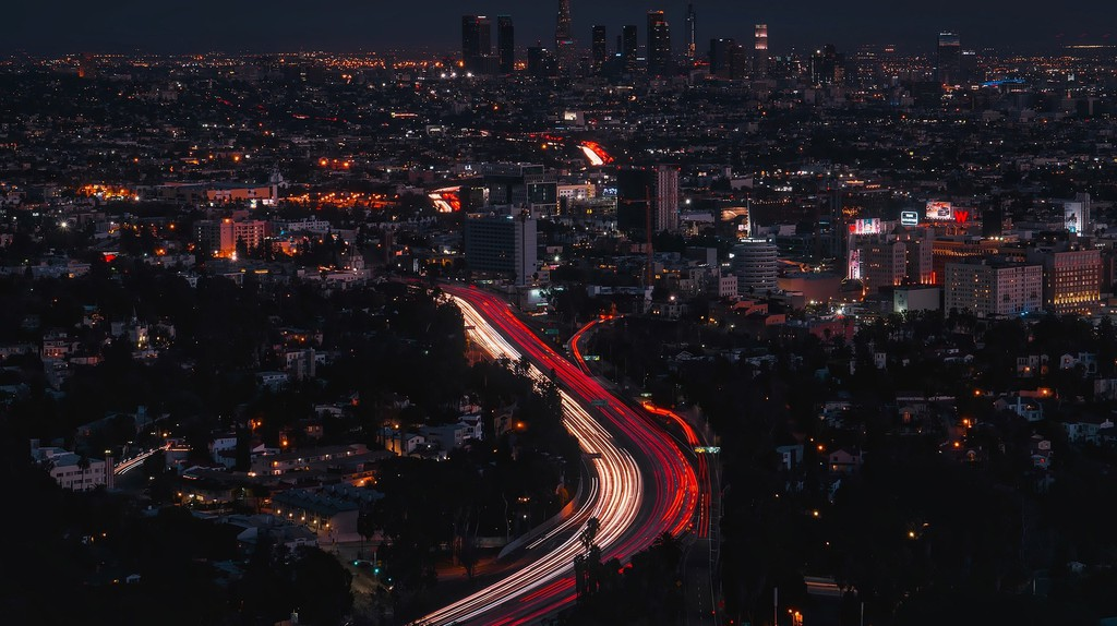 Los Angeles has the worst traffic problems in the world, according to some studies.   © 12019/Pixabay