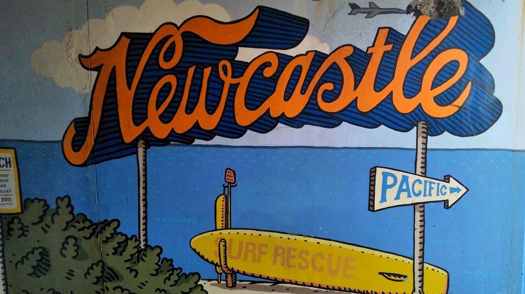 The Best Street Art in Newcastle, Australia
