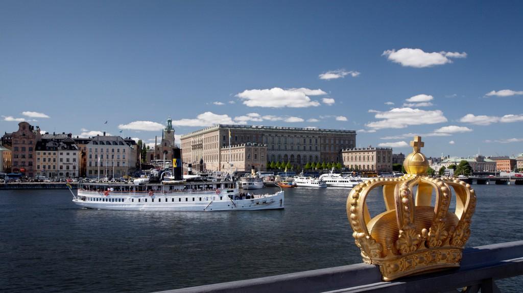 The Royal Palace of Stockholm   © Ola Ericson / imagebank.sweden.se