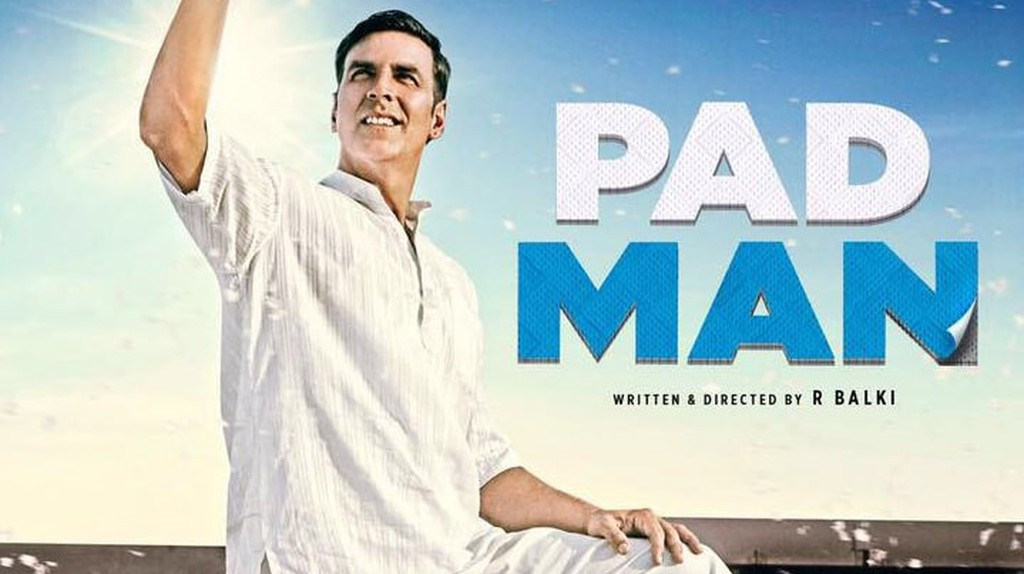 Pad Man is a biographical Indian film   © Sony Pictures Releasing