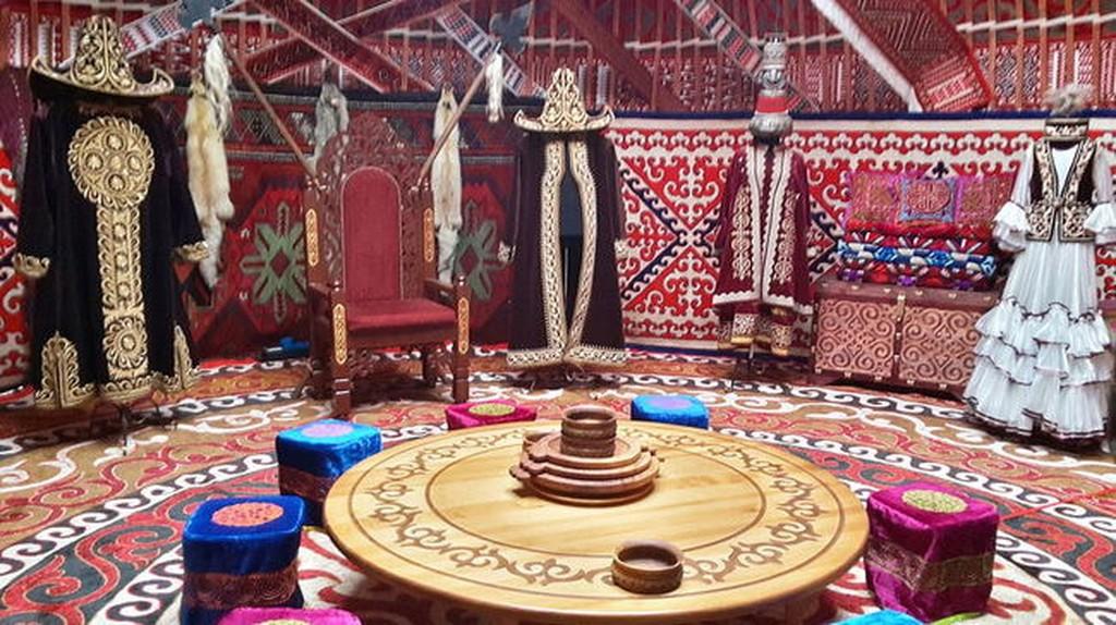 Yurt   Popolon/WikiCommons
