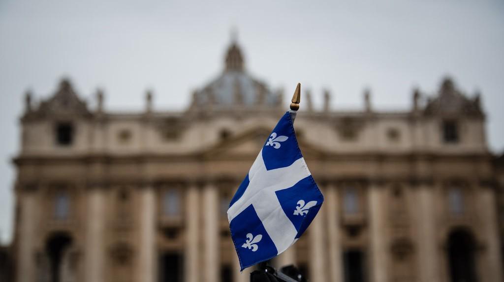 Quebec Flag | © michael_swan/ Flickr