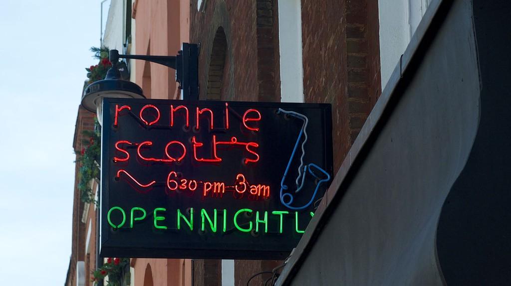 Ronnie Scott's Jazz Club | © Wikimedia Commons