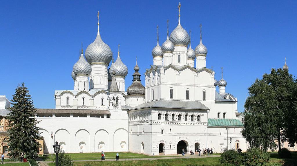Rostov Kremlin, Rostov Veliky | © Ludvig14 / WikiCommons