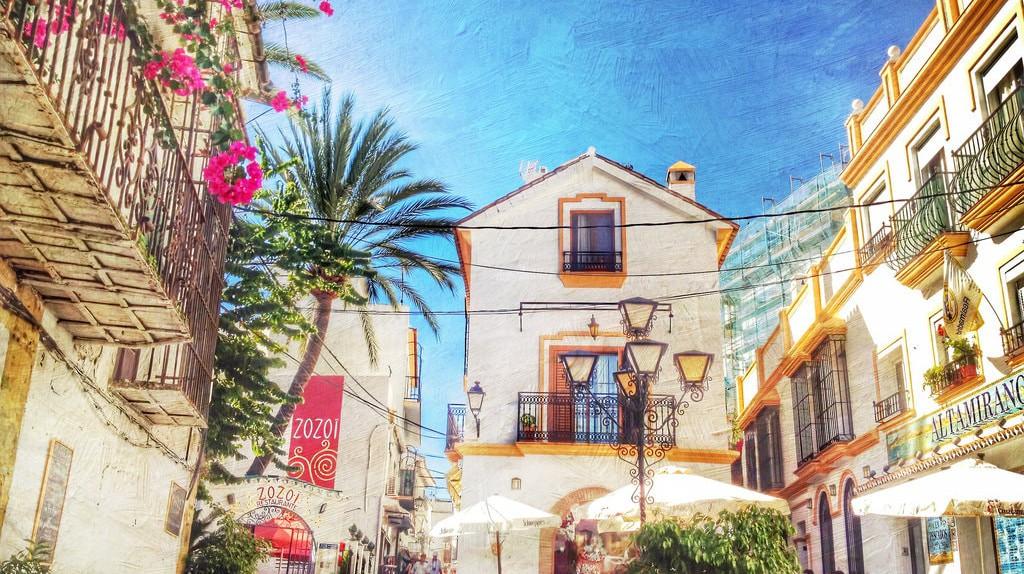 Marbella, Spain | © Nick Kenrick/flickr